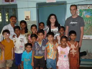 Visitors from England, Varanasi, Nagpur, Boston, Netherlands